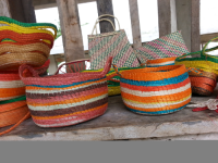 Handcrafted Sisal Baskets